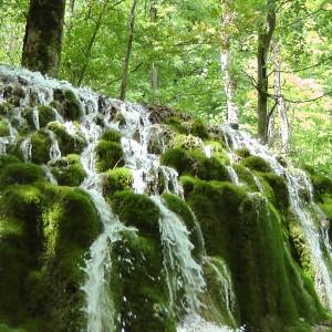 Der Landschaftstempel Bad Urach – Die Gütersteiner Wasserfälle