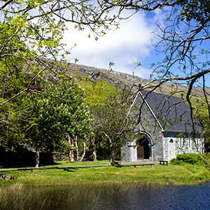 Irisches Tagebuch – Teil 3 – Gougane Barra, die Insel des Einsiedlers