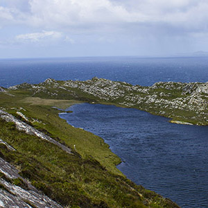 Irisches Tagebuch – Teil 6 – Die Kraft der Elemente auf Sheep´s Head und Heilige Quellen am Lough Hyne